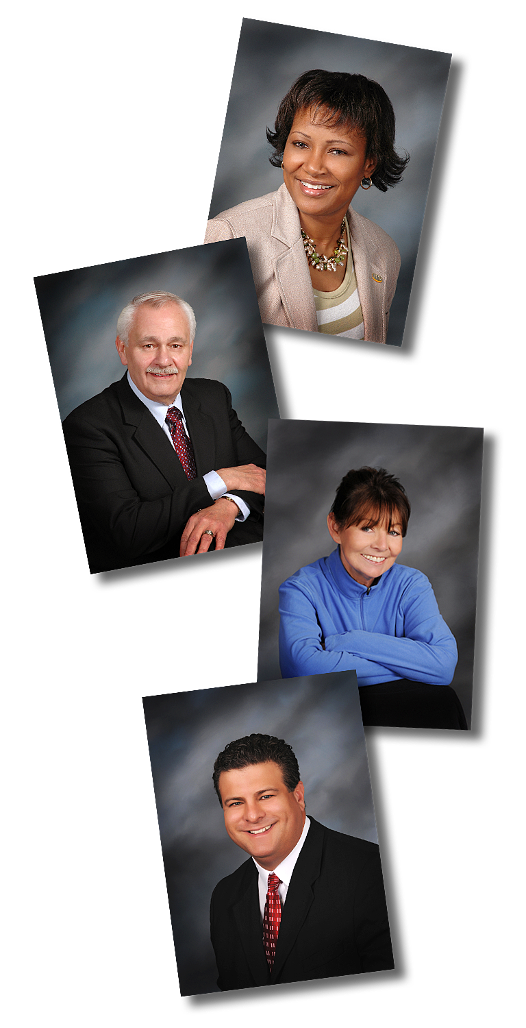 studio style executive portraits and head shots