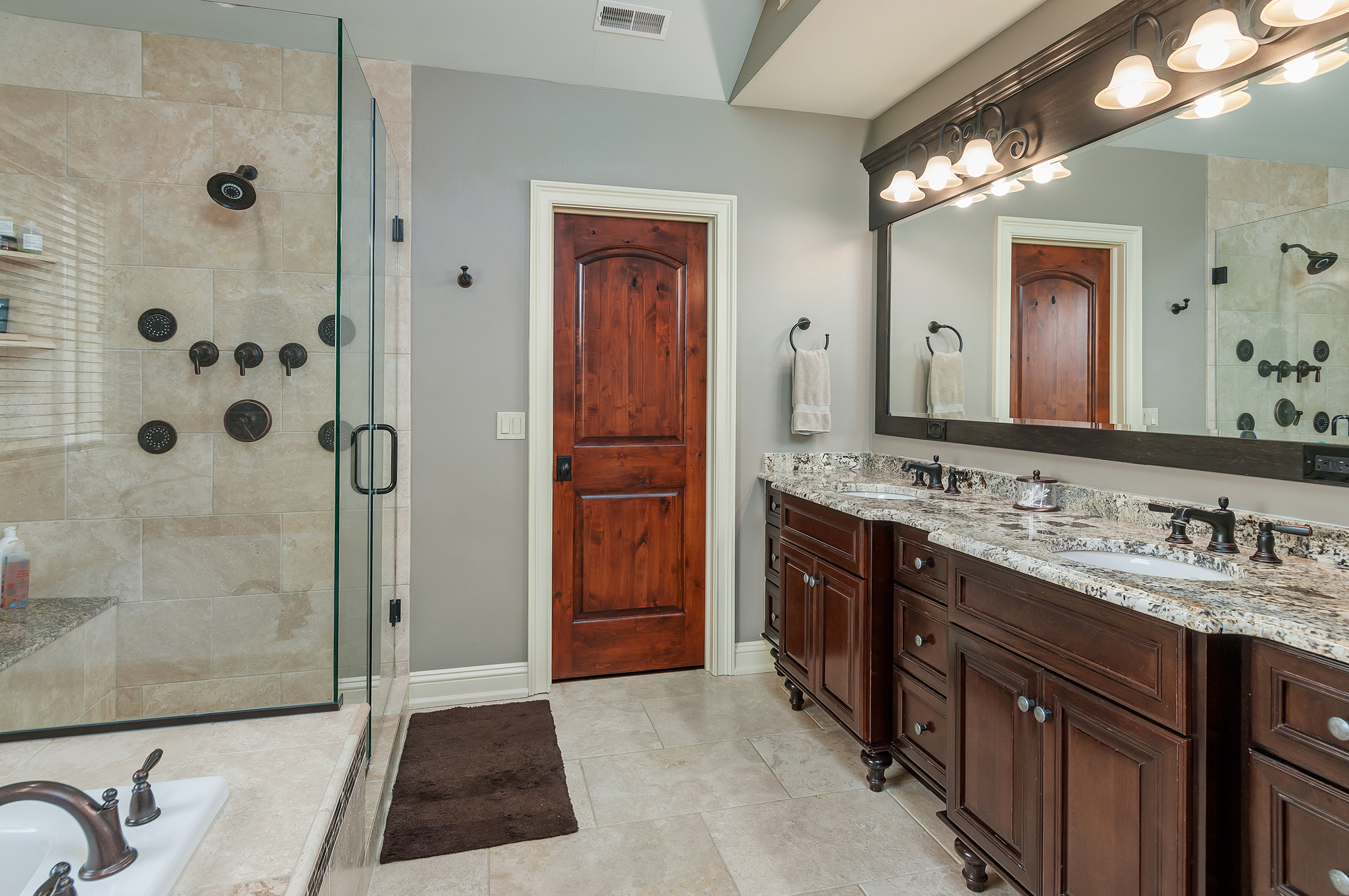 Potpourri of New Images. A dream master bathroom in Naperville, IL